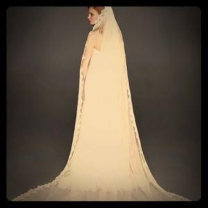 Gorgeous Cathedral Veil NWT